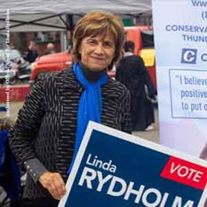 Linda Rydholm Conservative TBRR
