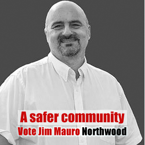 JIm Mauro Northwood Candidate 2014