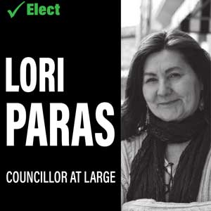 Vote for Lori Paras