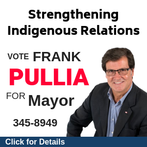Frank Pullia 4 Mayor - Strengthening Indigenous Relations