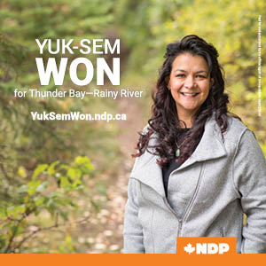 Yuk-Sem Won - NDP Thunder Bay-Rainy River