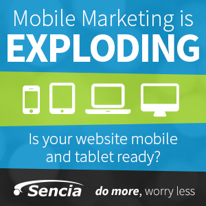 Sencia - Mobile Ready - Responsive Design