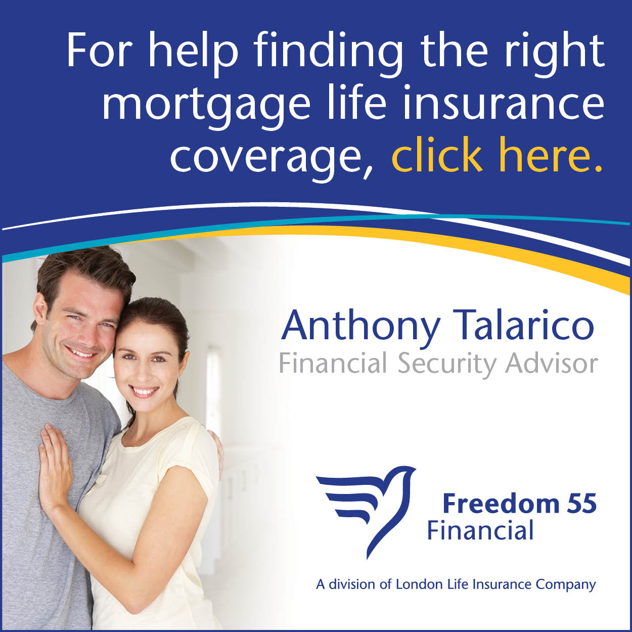 Anthony Talarico Mortgage Insurance