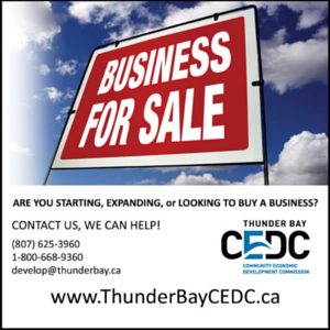 CEDC - Thunder Bay - Business for Sale