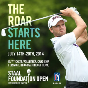 PGA TOUR Canada Staal Foundation Open
