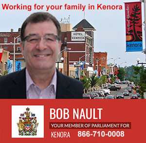 Bob Nault MP - Working for you in the Kenora Riding