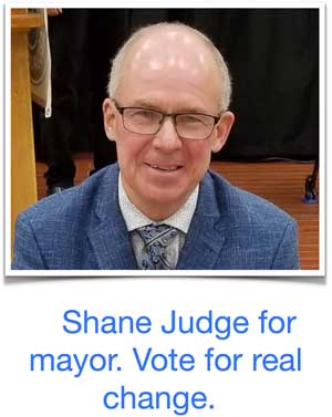 Shane Judge for Mayor
