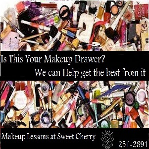 Sweet Cherry Spa Thunder Bay Makeup