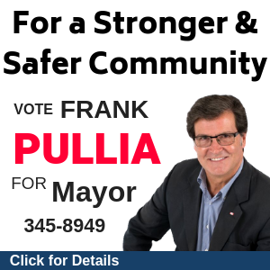 Frank Pullia 4 Mayor - Stronger & Safer Community
