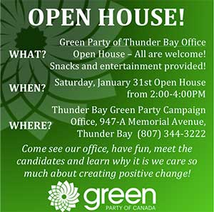 Bruce Hyer Open House