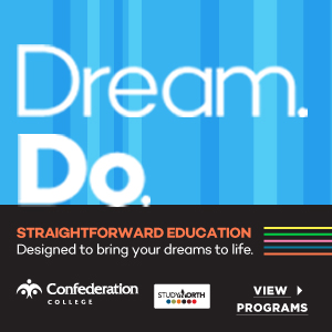 Confederation College Dream Do