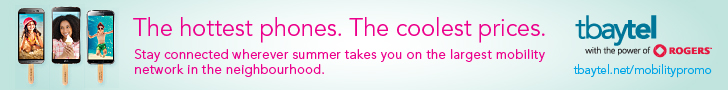 tbaytel summer mobility solutions