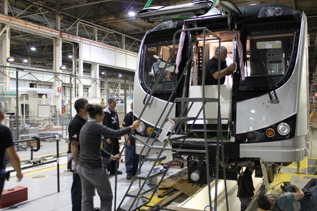 Bombardier layoffs not expected to delay Toronto streetcar delivery: TTC