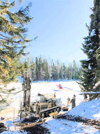 Bold Ventures and Marten Falls Sign Mining MOU