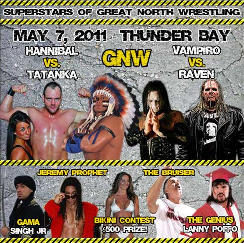 Great North Wrestling Super Show
