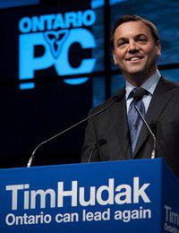 Tim Hudak – Ontario can and will do better