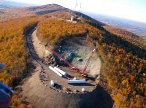 wind farm development