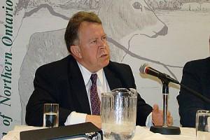Michael Gravelle Minister Thunder Bay