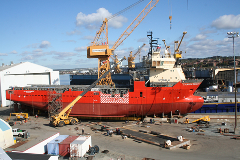 Halifax Ship Building