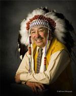 Ontario Regional Chief Stan Beardy