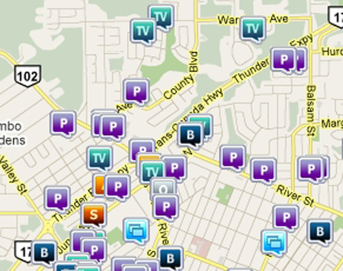 June 14 Crime Map