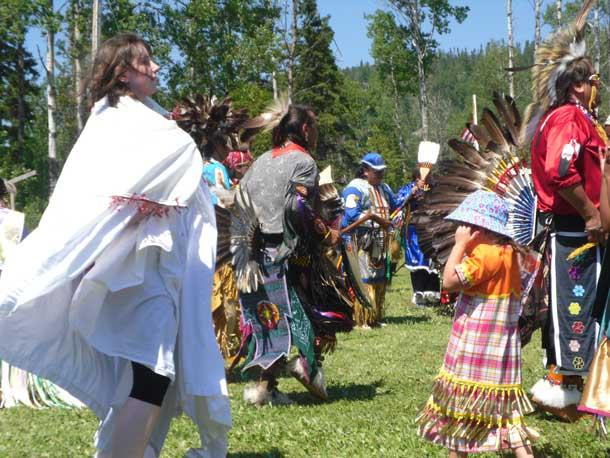 Helen Lake Pow Wow
