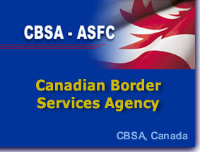 CBSA Pigeon River Canada Border Security Agency Port of Entry