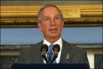 Mayor Bloomberg Leading New Yorkers Through Hurricane Irene