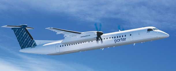 Porter Airlines and Bombardier – Expanded Range