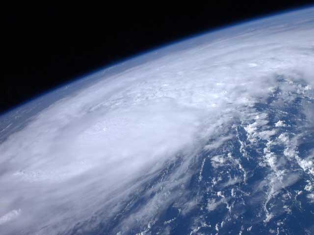 Hurricane Irene - NASA
