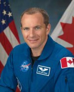 Canadian Astronaut Assigned to NEEMO Mission