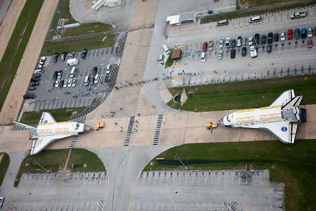 Space Shuttles set for decommissioning
