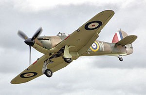 Hawker Hurricane Fighter