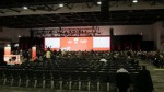 Slow Sunday Morning Start at the Liberal Convention in Ottawa