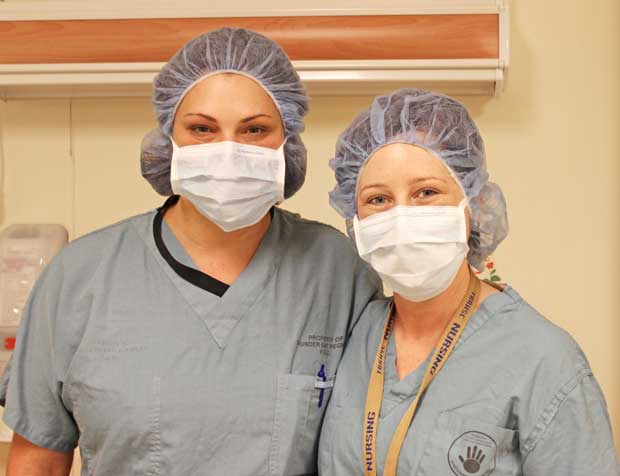 TBRHS Foundation Surgical Team