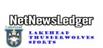 Lakehead Thunderwolves Volleyball banner day of play