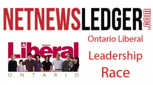 Ontario Liberal Leadership race