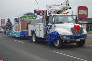TbaytelSanta Claus Parade 2012