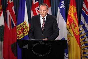 Minister John Duncan