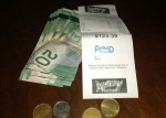 Shop Local – The CoinMax Machine saves time rolling that spare change