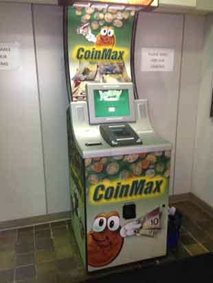 Coin Max in Victoriaville Centre