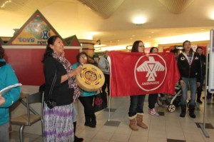 Idle No More Thunder Bay at Intercity Mall