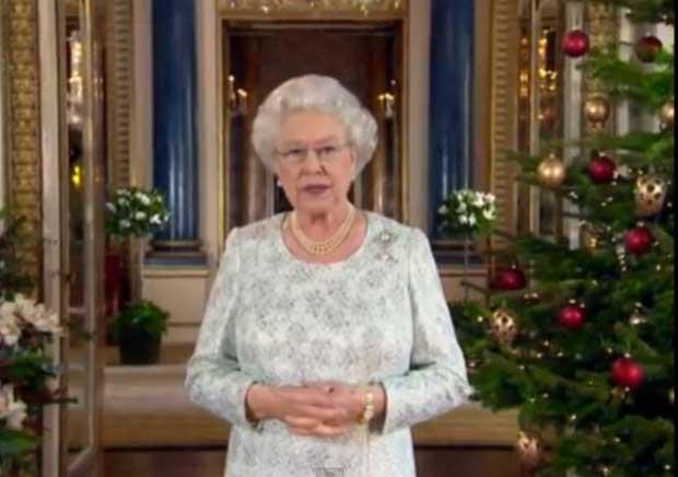 Queen Elizabeth Christmas Message 2012