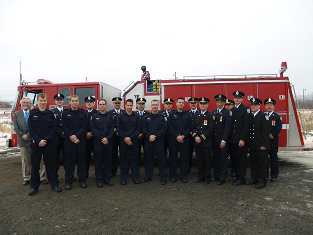 Thunder Bay Firefighters