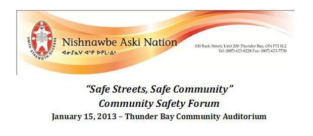 Community Safety Forum