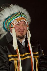 Grand Chief Derek Nepinak