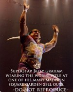 Superstar Billy Graham – Last Request To be removed from the index of the WWE Hall of Fame