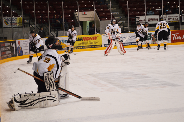 Thunder Bay North Stars Ready for the Fort Frances Lakers
