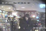 Mac's Robbery Suspect Sought by Police