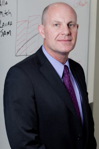 Scott Gillis, Director of Business Development and Commercialization at TBRRI